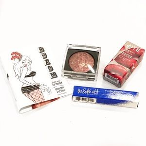 Makeup Lot Buxom Estée Lauder Lip Gloss Eyeshadow